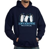 Penguin Swimming Hoody
