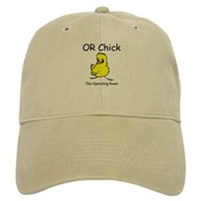 OR CHICK Baseball Cap