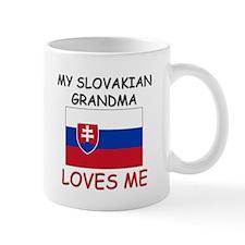 My Slovakian Grandma Loves Me Mug
