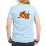 Tiger Women's Light T-Shirt