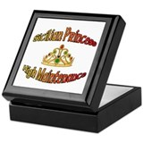 Italian Princess High Maintenance Keepsake Box