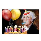 George Washington Postcards (Package of 8)