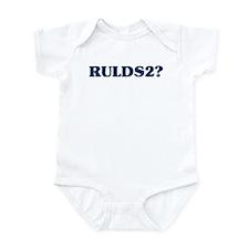 RULDS2? Infant Bodysuit