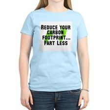 REDUCE YOUR CARBON FOOTPRINT. T-Shirt
