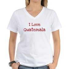 I love Guatemala Shirt