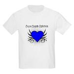 Colon Cancer Survivor Kids Light T-Shirt