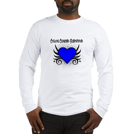 Colon Cancer Survivor Long Sleeve T-Shirt