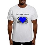Colon Cancer Survivor Light T-Shirt