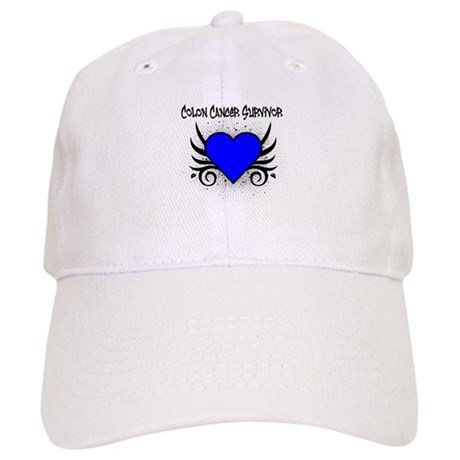 Colon Cancer Survivor Cap