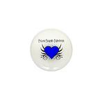 Colon Cancer Survivor Mini Button