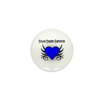 Colon Cancer Survivor Mini Button (100 pack)