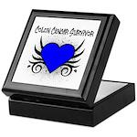 Colon Cancer Survivor Keepsake Box