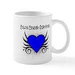 Colon Cancer Survivor Mug