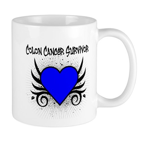 Colon Cancer Survivor Mug