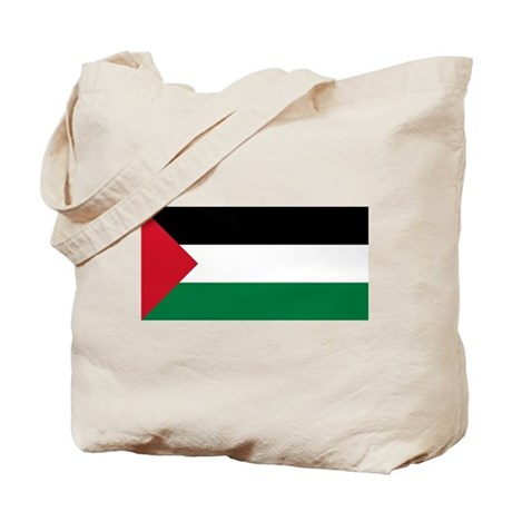 Flag of Palestine Tote Bag