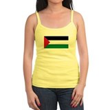Flag of Palestine Jr.Spaghetti Strap