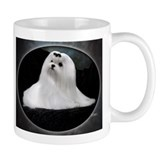 Maltese Dog Small Mug