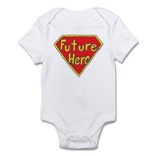 Unique Supergirl Infant Bodysuit