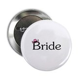"Country Bride 2.25"" Button (100 pack)"