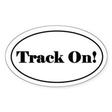 Track On! Decal