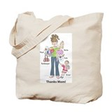 Priceless Mom Tote Bag