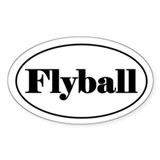 Flyball Decal