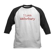 I love Waterbury Tee