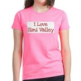 I love Simi Valley Tee