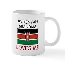 My Kenyan Grandma Loves Me Mug