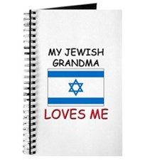 My Jewish Grandma Loves Me Journal