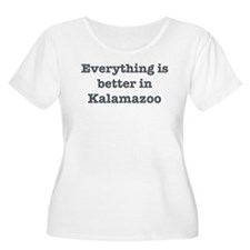 Better in Kalamazoo T-Shirt