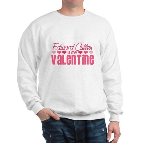 Edward Twilight Valentine Sweatshirt