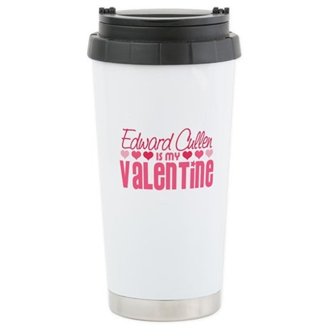 Edward Twilight Valentine Ceramic Travel Mug