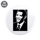 "Barack 3.5"" Button (10 pack)"