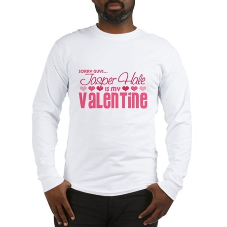 Jasper Twilight Valentine Long Sleeve T-Shirt