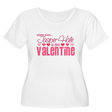 Jasper Twilight Valentine Women's Plus Size Scoop