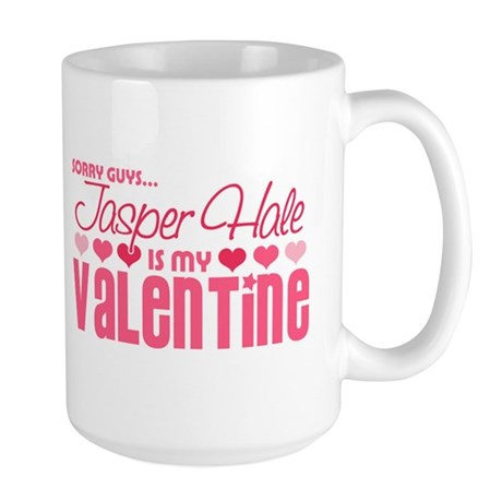 Jasper Twilight Valentine Large Mug