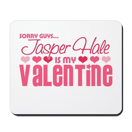 Jasper Twilight Valentine Mousepad