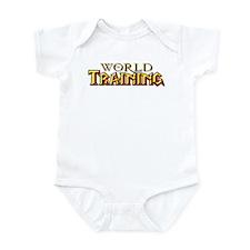 World of Training Infant Bodysuit