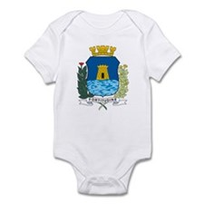 Fortaleza Coat of Arms Infant Bodysuit