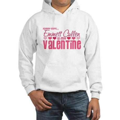 Emmett Twilight Valentine Hooded Sweatshirt