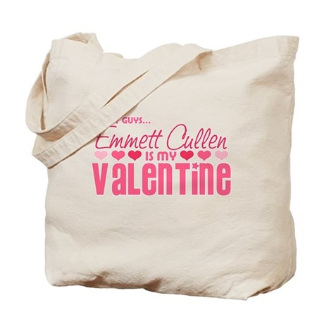 Emmett Twilight Valentine Tote Bag