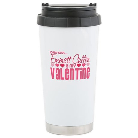 Emmett Twilight Valentine Ceramic Travel Mug