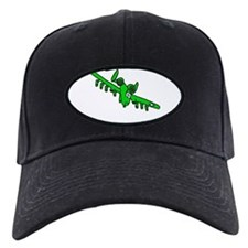 A-10 Green Baseball Hat