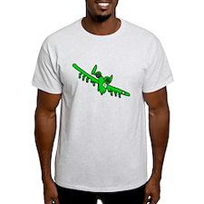 A-10 Green T-Shirt