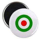 "Iranian Air Force Roundel 2.25"" Magnet (100 p"