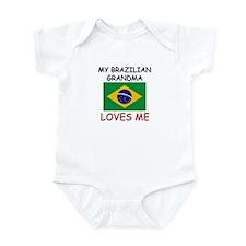 My Brazilian Grandma Loves Me Infant Bodysuit