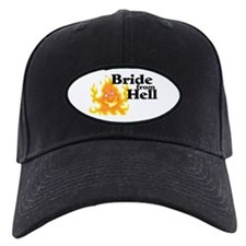 Bride From Hell Baseball Hat