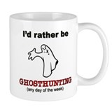 Rather Be Ghosthunting Mug