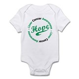 Liver Cancer Hope Onesie